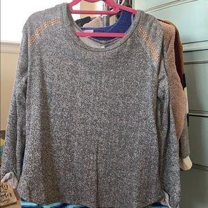 Studded stylish sweater